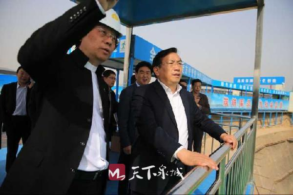 王忠林中央商务区