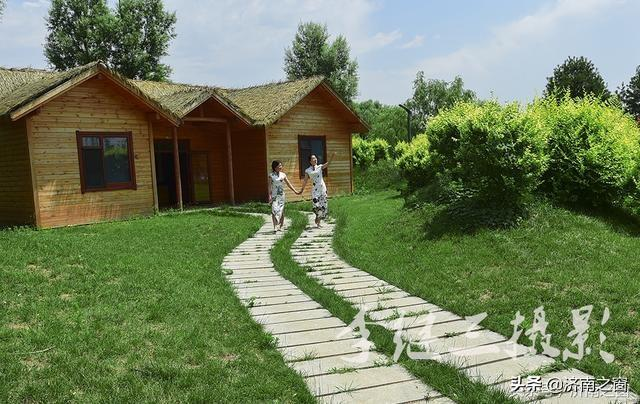 山东最美公园——济西国家湿地公园 今年五一正式对外开放