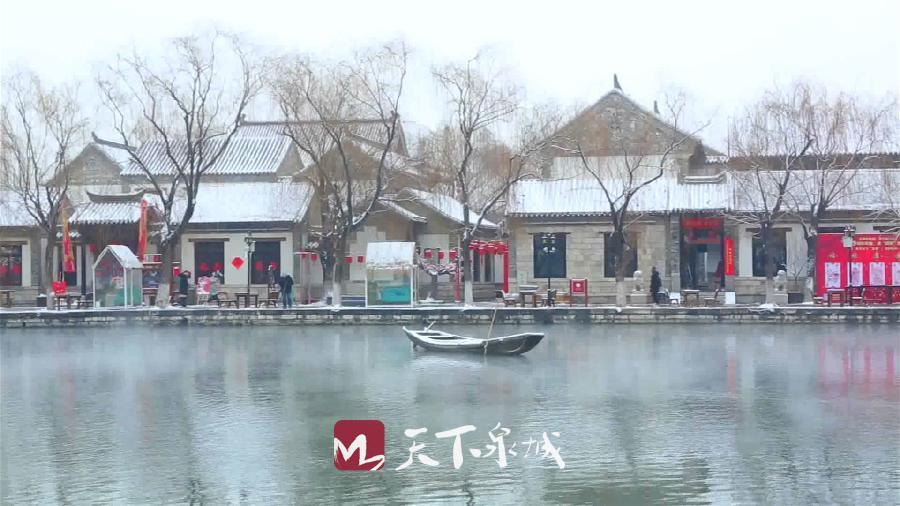泉视频 | 贪恋窗外的风景 一起听雪落下的声音