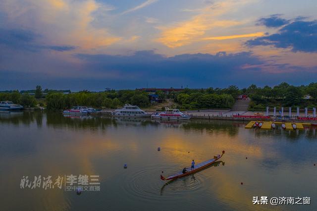 亚洲第一湿地是啥样 空中解密中国北方最大淡水湖