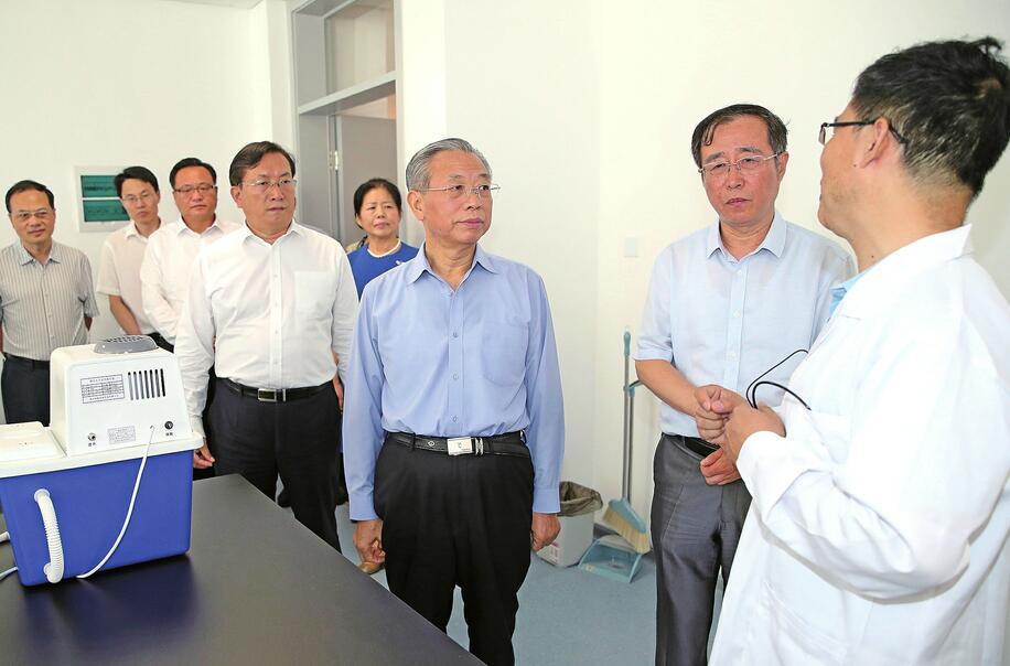 刘家义到山东第一医科大学调研:努力打造国内领先国际上有重要影响的应用研究型一流大学