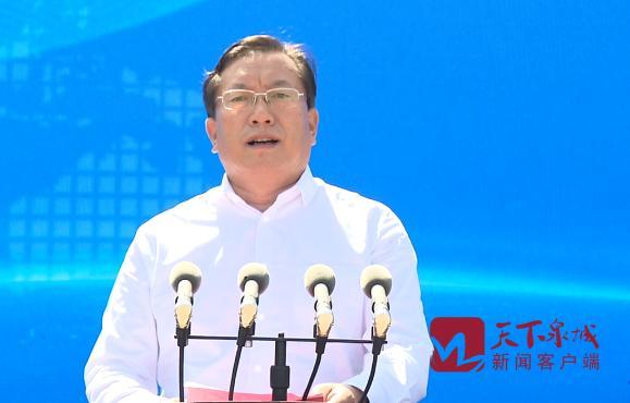 王忠林:济莱高铁将大大增强济南推动高质量发展走在前列底气和后劲