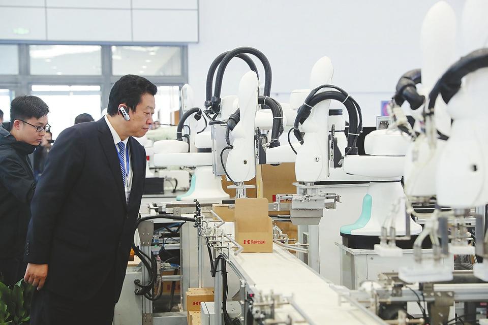 """【近者悅 遠者來】順應大勢,濟南機器人產業""""崛起成峰"""""""