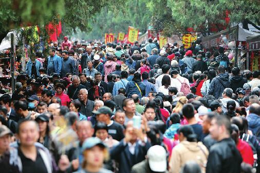 國慶假期全市共接待游客1288.4萬人次 這個黃金周,濟南到底火在哪兒?