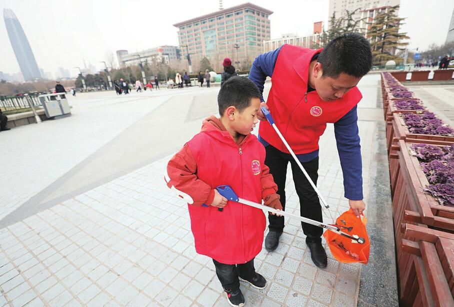 """志愿服务""""花开""""香满城——济南市志愿服务事业发展综述"""