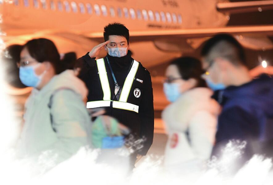 火线集结!济南建首支医疗救援队 英雄出征!11位白衣战士驰援武汉