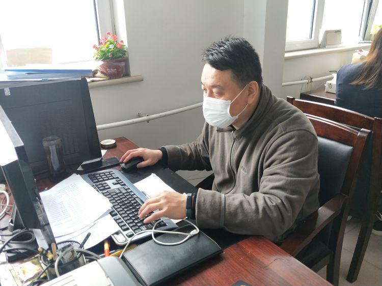"""天桥区卫健局:""""逆""""行网赚的种类而上冲在前,筑牢疫情防控线"""