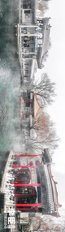 横屏|济南的雪 疫情下依然美丽多姿