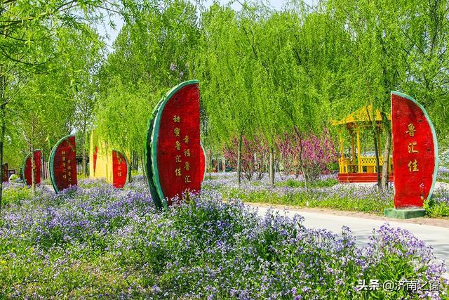 五一长假去哪玩 黄河鲁汇佳西瓜小镇品瓜赏花