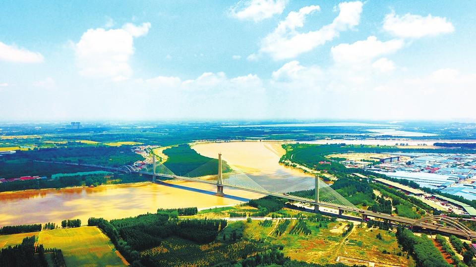 【肩负新使命 展现新担当 加快建设黄河流域中心城市】新视界,古城的远见 ——2020 济南半年考答卷之三