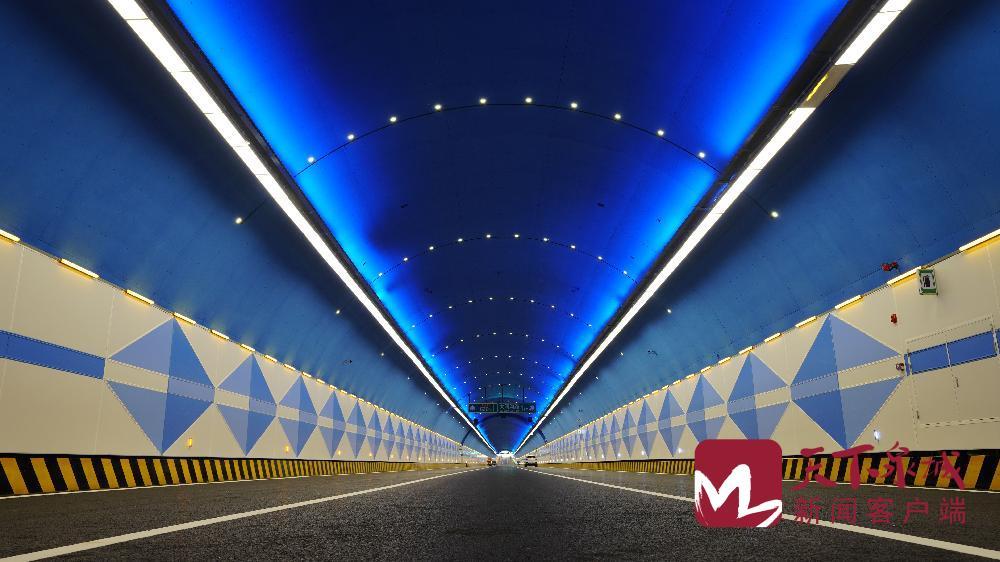 望岳路隧道