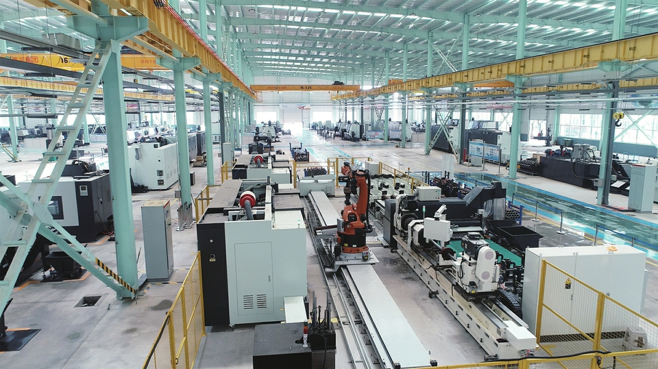 停产3个月,年产值仍有望增长22% 济南装备制造园区的高端示范