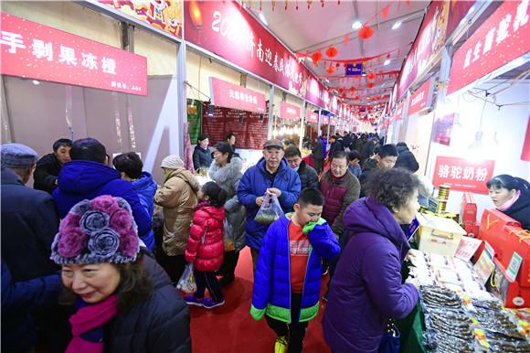 你要的年味儿 迎春民俗文化节给你!1月20日-24日泉城广场不见不散