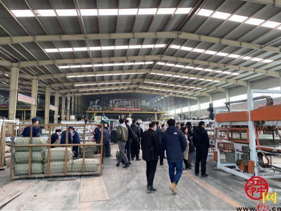 市商務局赴萊蕪企業走訪調研為企業發展破解難題