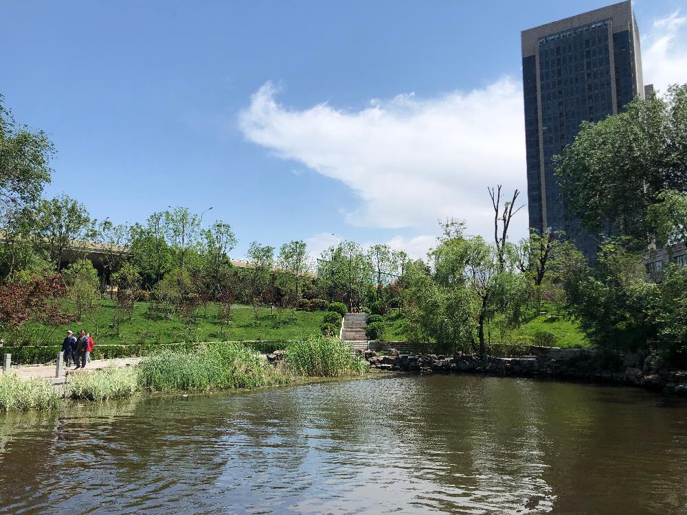 洛河社区公园