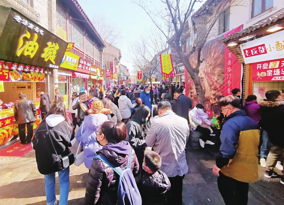 """泉城旅游人气""""步步高升"""":18家景区一天纳客超20万人次 实现营业收入442万元"""