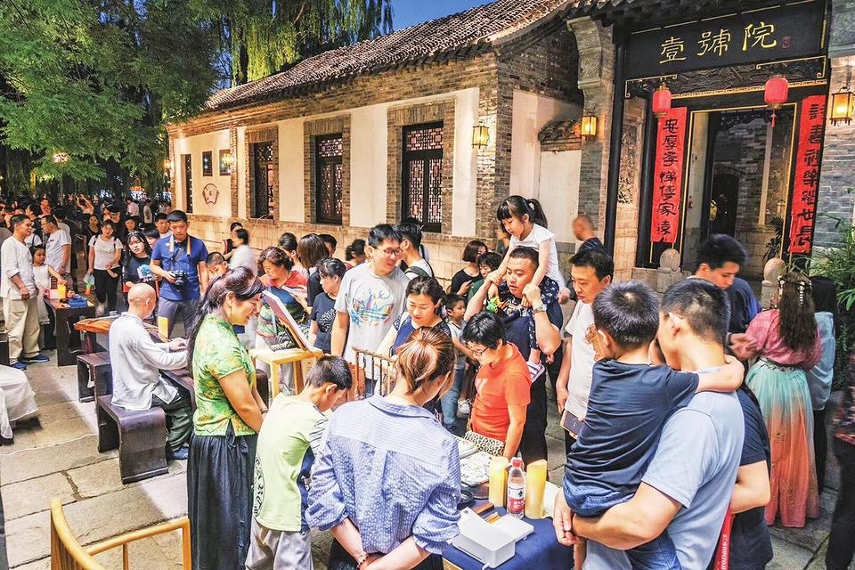 首批国家文旅消费示范城市授牌仪式举行 又一国家级荣誉,济南市文旅工作再上新台阶