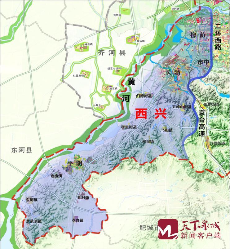 济南济西湿地