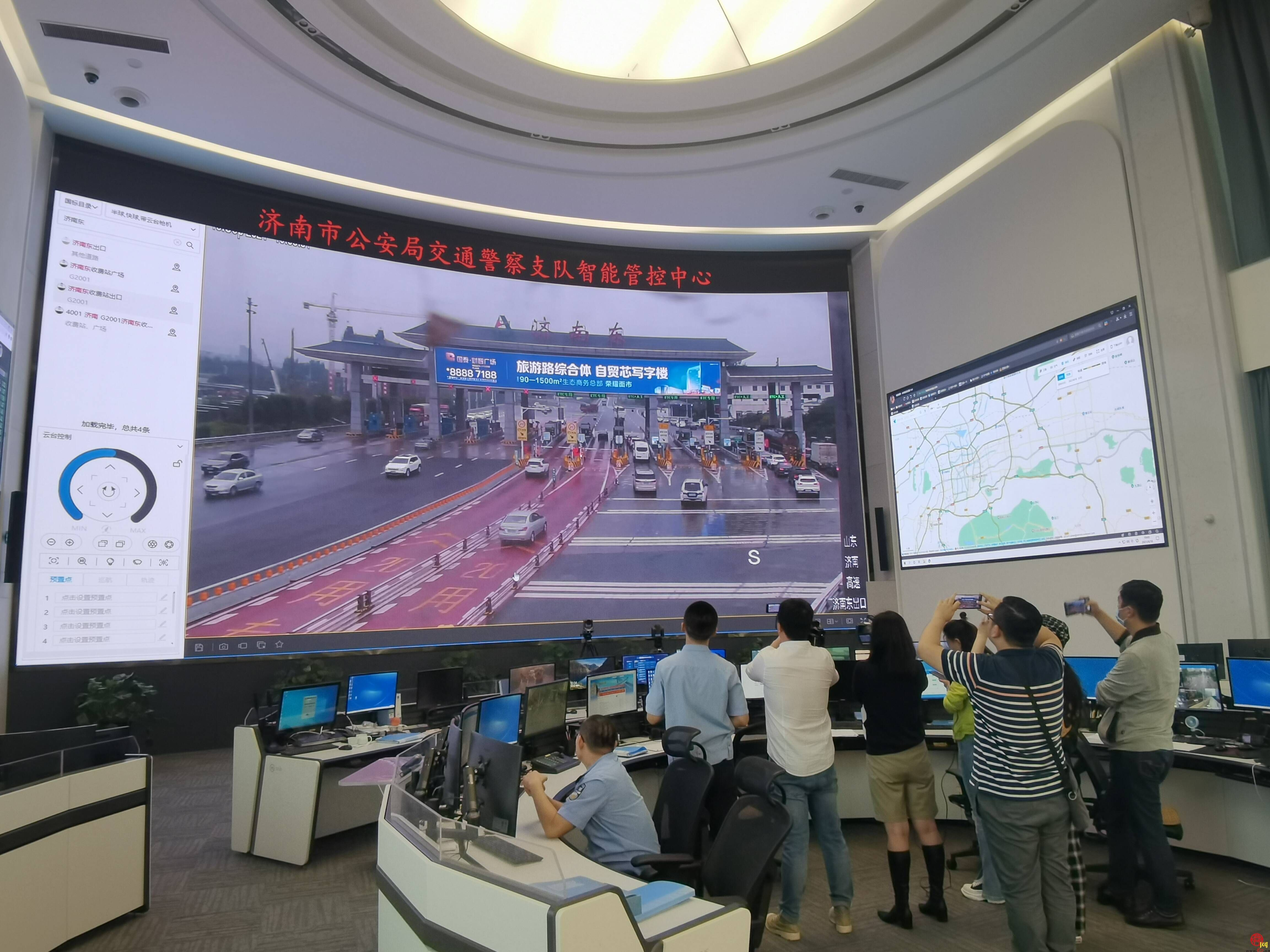 济南交警发布中秋出行提醒,这些路段流量增大容易出现拥堵