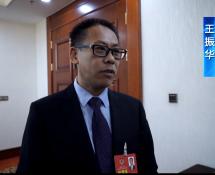 政协委员王振华谈政协:鼓励发展普惠性幼儿教育