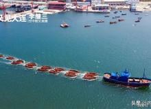 又见大连 大连有个国家一级渔港 藏在海水里