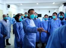 李克强总理到武汉了!他叮嘱医护人员:保护好自己