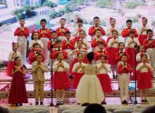 山师附小2020年度班级合唱展演拉开帷幕