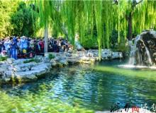 群泉奋涌奏欢歌 济南1000多处泉水迎来最佳观赏期