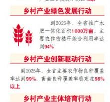 確保到2030年全省半數以上鄉村基本實現農業現代化,山東這樣做