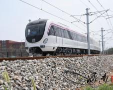 濟南地鐵R1線首列地鐵正式正線試跑!小編帶你搶先看!