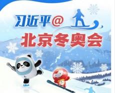 冰雪之约 中国之邀 习近平@北京冬奥会