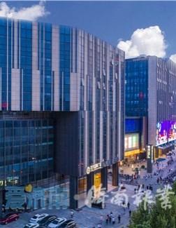 泉城路:济南的标志特色路 最繁华的商业步行街