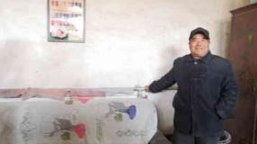 济南首个农村清洁取暖项目建成 首批65户村民收到