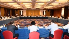 雷杰参加小组讨论审议全国政协常委会工作报告和提案工作报告