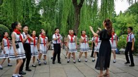 """青春獻給黨!""""歌唱吧,少年——'童心向黨·歌聲嘹亮'尋訪濟南最美童聲合唱""""展演舉行"""