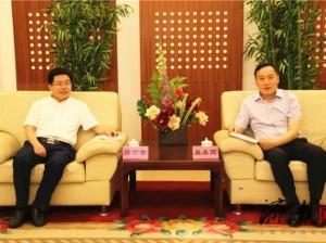 济南广播电视台党委班子率全媒体报道组赴历城区学习调研采风