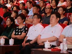"""济南广播电视台首颁""""台长嘉奖令"""""""
