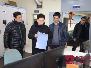 济南广电主要负责同志检查春节安全播出 调度疫情防控新闻宣传工作