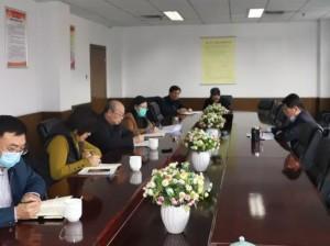 济南广电传达学习贯彻全市疫情处置工作领导小组会议精神
