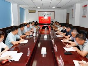 济南广播电视台召开退役军人座谈会