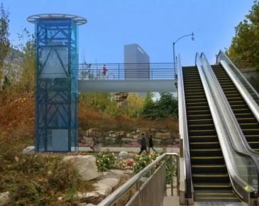 济南七座人行天桥正在升级改造!