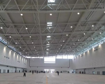 ?济南西部国际会展中心将投入使用 相当于5个舜耕会展中心!