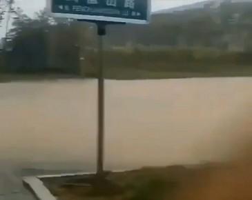 """济南""""凤凰山路""""变压器泡水漏电?官方通报来了!"""
