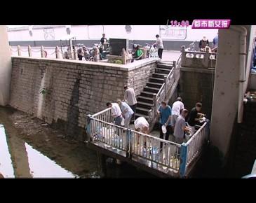 顺河高架桥下迎仙泉的泉水到底能不能喝?  权威检测来了!