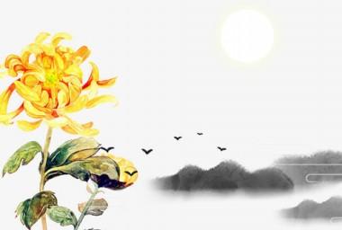 重阳与菊花仙子的传说