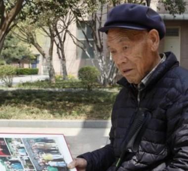 68年后我来看你们!济南战役老战士到英雄山祭拜老战友英灵