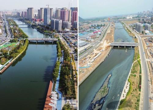 小清河10年变形记