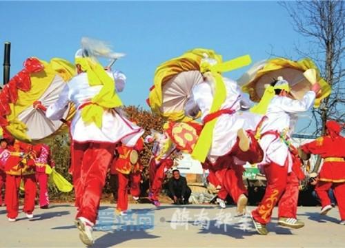 2020济南迎春民俗文化节1月8日启动