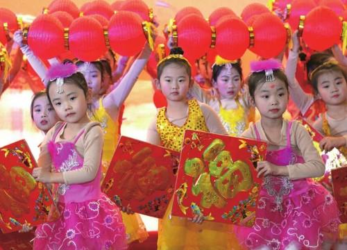紅紅火火迎新春
