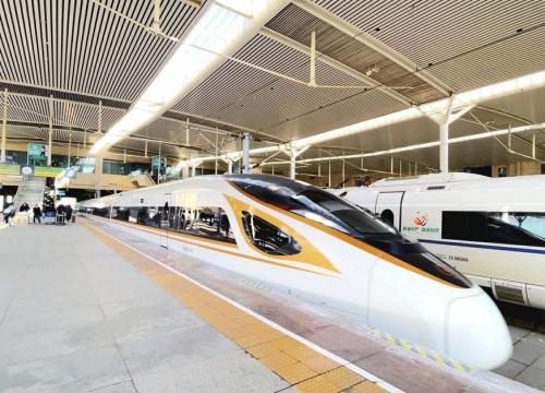 1月20日零时起全国铁路调图,从济南西乘车可直达全国323个车站